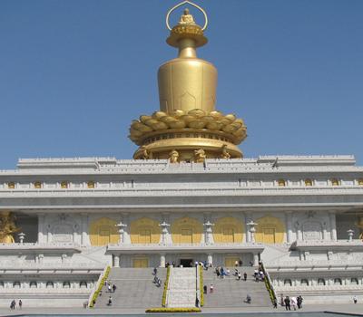 山东兖州佛教中心