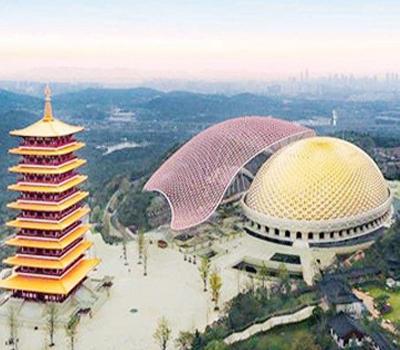 南京牛首山佛教文化中心